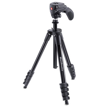 Manfrotto Stativkit Compact Action